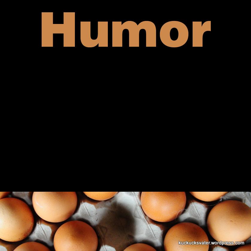 Thementitel Humor
