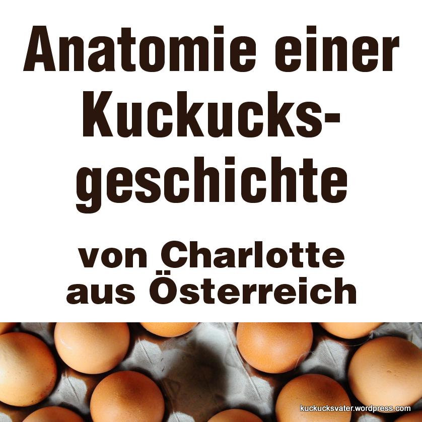 Ich wurde depressiv – Anatomie der Kuckucksgeschichte von Charlotte ...