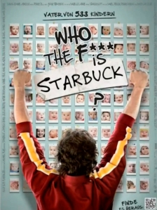 Who the fuck is Starbuck?!!!