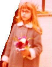 altes Kinderfoto von Liane Scholl