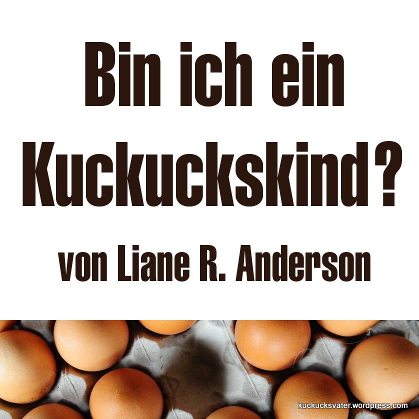 Kuckuckskind Liane R. Anderson