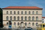 Historisches Gebäude des Oberlandesgerichts Celle, Niedersachsen, Deutschland