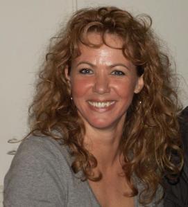 Portraitaufnahme von Claudia Knieriem
