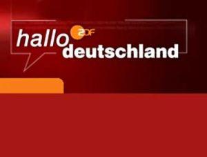 Logo von Hallo Deutschland ZDF