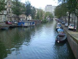 Amsterdam bei Tageslicht