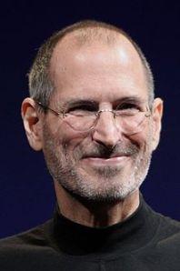 Steve Jobs auf der 2010 Worldwide Developers Conference