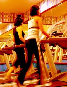 Fitnesscenter für Frauen in Indien