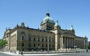 Reichsgerichtsgebäude des Bundesverwaltungsgerichtes Leipzig