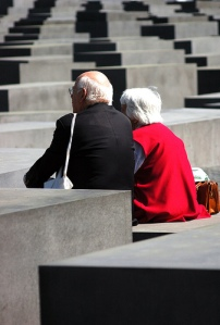 Holocaust Mahnmal in Berlin - © Foto: Hendrik Dacquin