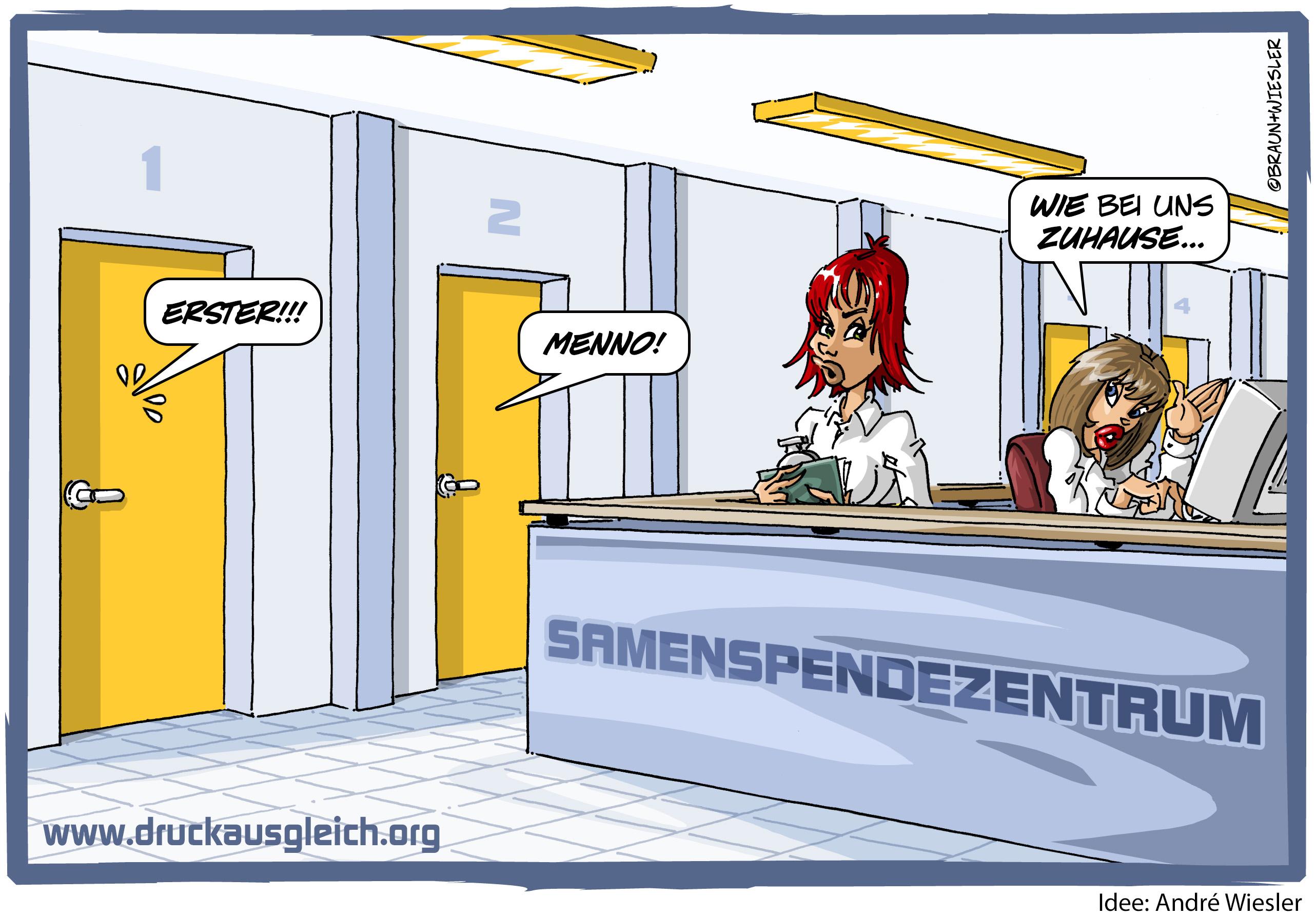Samenspende Deutschland Geld
