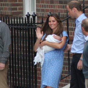 Ist Prinz George ein Kuckuckskind?