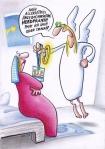 Karikatur von Petra Kaster