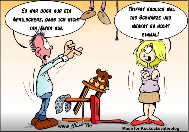 Cartoon von Trumix