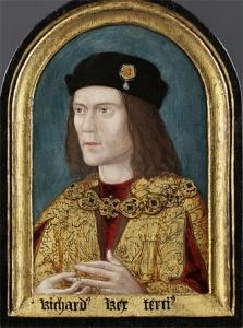 Fotografie einer Replik von 1520