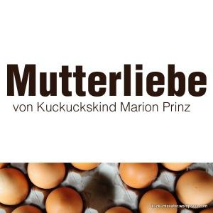 """Serientitelbild zu """"Mutterliebe"""" von Marion Prinz"""