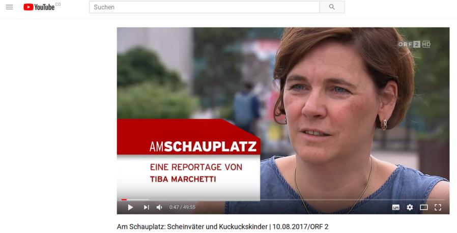 Scheinväter und Kuckuckskinder - Eine Reportage von Tiba Marchetti