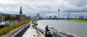 Düsseldorf, Nordrhein-Westfalens Landeshauptstadt